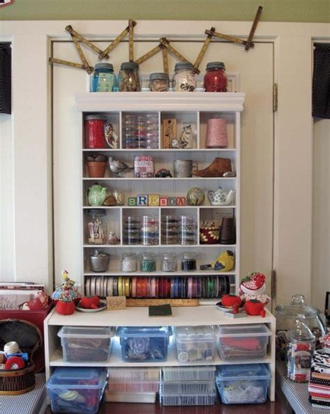 Small Home Craft Ideas Small Room Design Small Craft Room Storage Organization