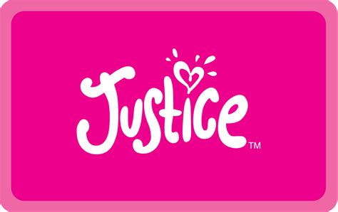 Justice Store Gift Card - justice credit card