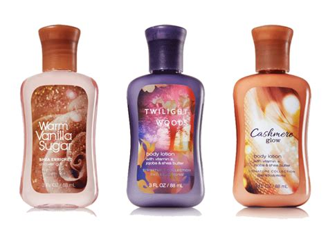 bath and body works bath and body works 7 90 s make up products that ll blow