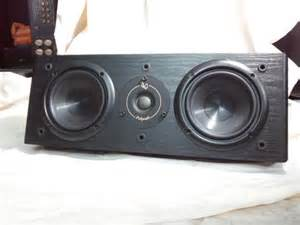 Infinity Center Speaker Infinity Rs Center Speaker Sold