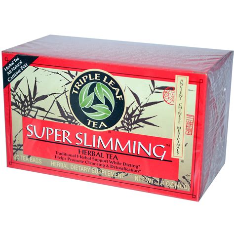 Leaf Detox Tea Slimming Reviews by Leaf Tea Slimming Caffeine Free 20 Tea