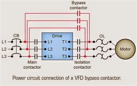 vfd wiring diagram parallel electrical wiring diagram