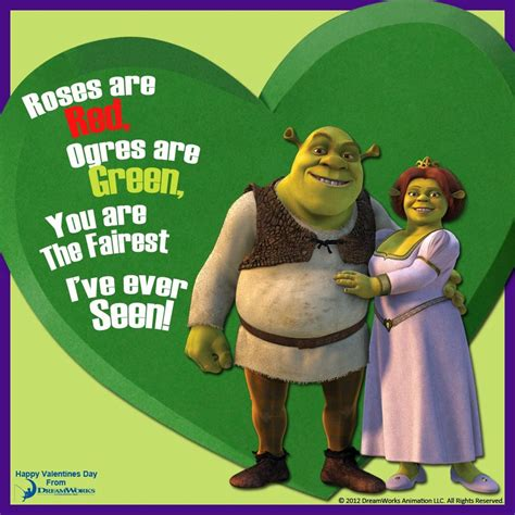 Fiona Meme - shrek fiona valentine s day e cards know your meme