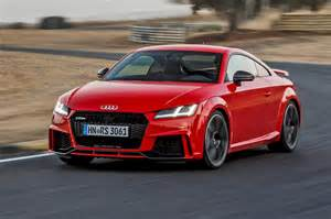 Audi Tt Rs Review Audi Tt Rs Coupe 2016 Review By Car Magazine