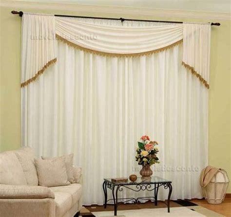 cortinas  sala  como organizar la casa