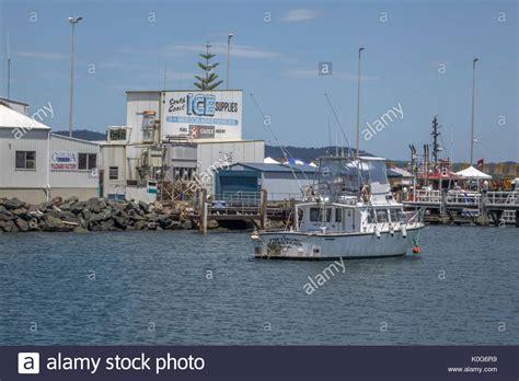 charter boat fishing wales charter fishing boat harbor stock photos charter fishing