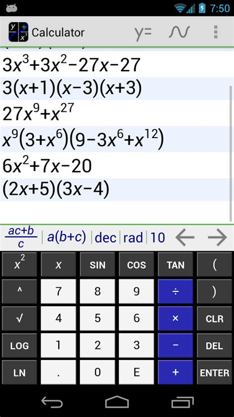 best android calculator top 5 best scientific math calculator for android devices free