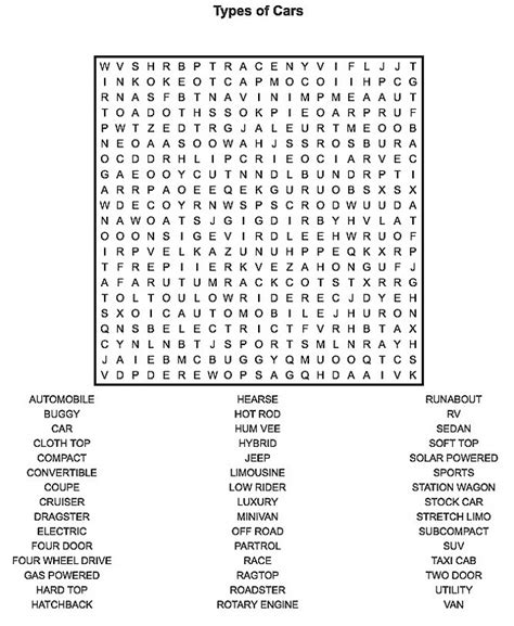 printable nascar word search nascar cars to print circuit diagram maker
