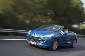 Peugeot 207 Cabrio Peugeot 207 Cc Cabrio Gebraucht Kaufen