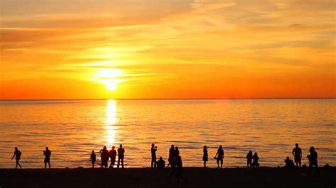 Sun Set free photo sunset road sky light free jooinn