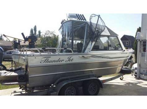 boat trader tacoma used 2010 thunder jet luxor o b offshore tacoma wa