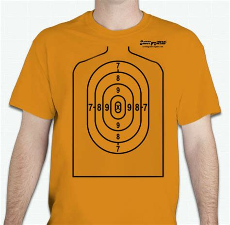 Shirt By Target shoot up your own shooting range target t shirt with our