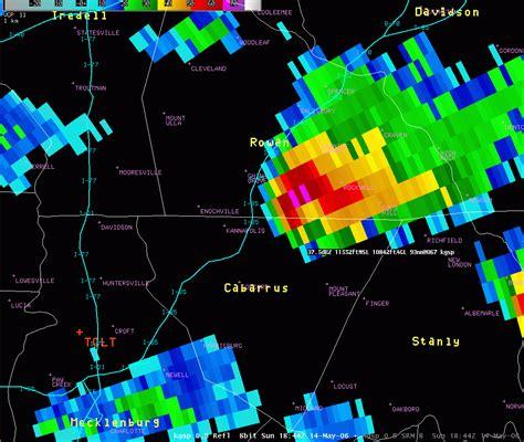 wheather map terminal doppler weather radar tdwr nc