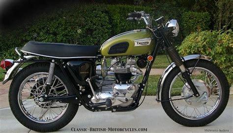 Triumph Motorrad 1970 by 1970 Triumph Tr6