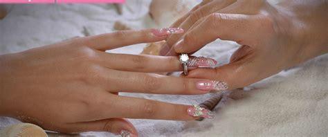 luxury nail salon  orange county offers