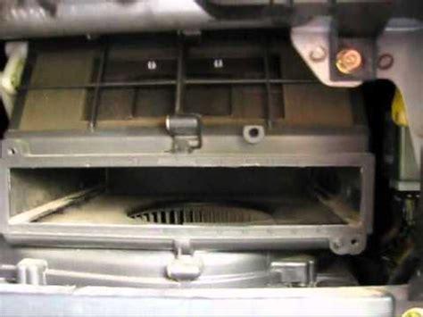 2001 mitsubishi montero how to install cabin air filter how to install a cabin air filter in 02 mitsubishi lancer youtube