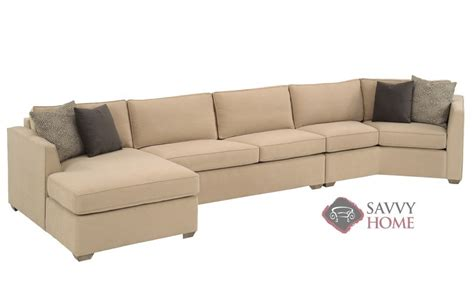 long couch with chaise strata fabric chaise sectional by lazar industries is