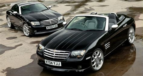 styling chrysler crossfire accessories