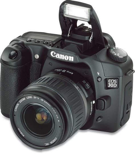 Kamera Digital Canon Eos 30d canon eos 30d kit 8 2 megapixel digital slr with 18