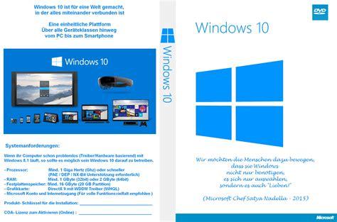 32bit 64bit Kaset Dvd Windows 10 All In One 32bit 64bit Selalu Ready dvd h 252 lle f 252 r win10