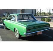 1967 Rambler American 2 Door 220 Green Azrjpg