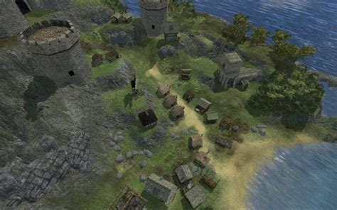 Strong Hold 3 Pc stronghold 3 screenshots hooked gamers