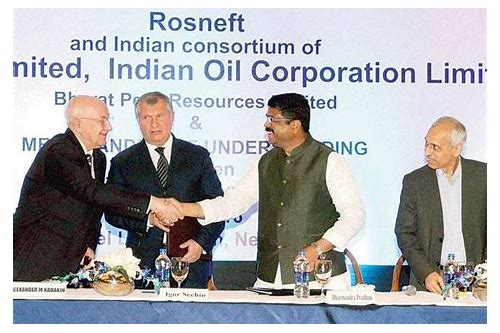 india russia oil deals