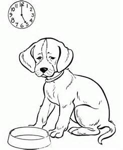 La Chachipedia Dibujos De Perros Para Colorear sketch template
