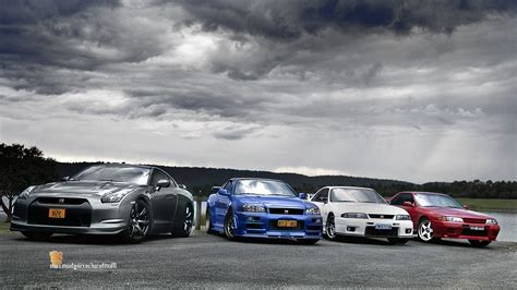 nissan gtr wallpaper r34 skyline wallpaper 183