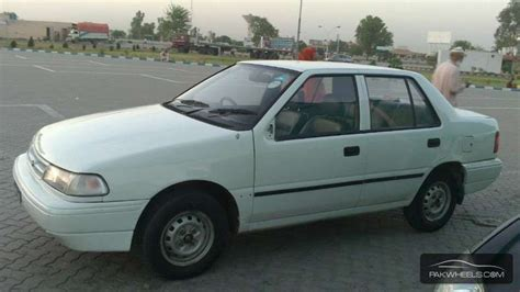 manual cars for sale 1993 hyundai excel parking system hyundai excel 1993 for sale in lahore pakwheels