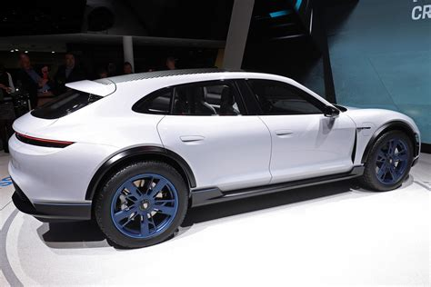 2019 Porsche Electric Car by Fully Electric Porsche Taycan To Woo Company Car Drivers