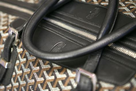 expensive pattern tote bag why goyard remains fashion s most mysterious luxury brand