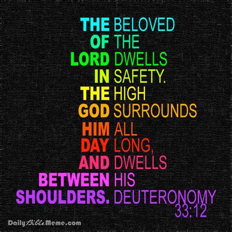 Daily Bible Meme - deuteronomy daily bible meme