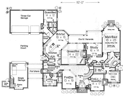 neuschwanstein castle floor plan single curved staircase service entry floor plans