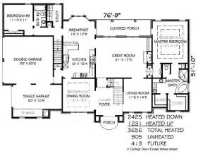 Five Bedroom House Plans by 5 Bedroom House Plans Design Interior