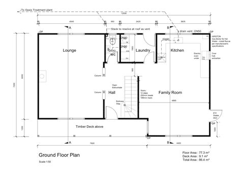 floor plan view mustard construction dunedin builders victorian design