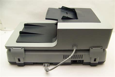 Hp Scanner With Document Feeder hewlett packard hp scanjet n8420 auto document feeder flatbed scanner
