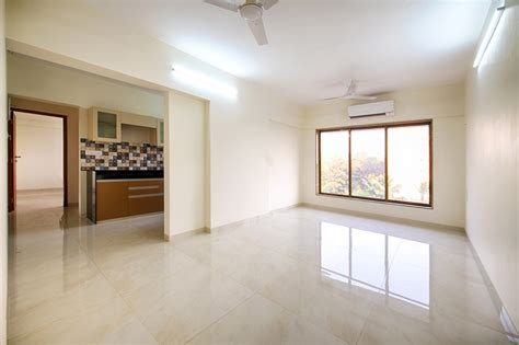 1 Bhk In Goregaon East Living Room