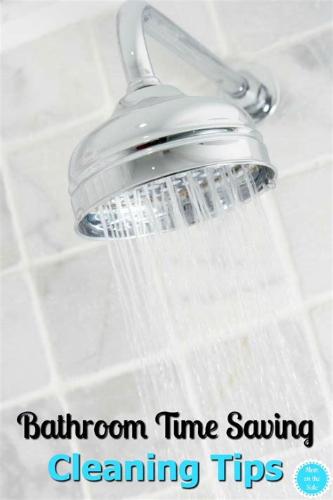 Shower Cleaning Tips by Bathroom Time Saving Cleaning Tips For Summer On The
