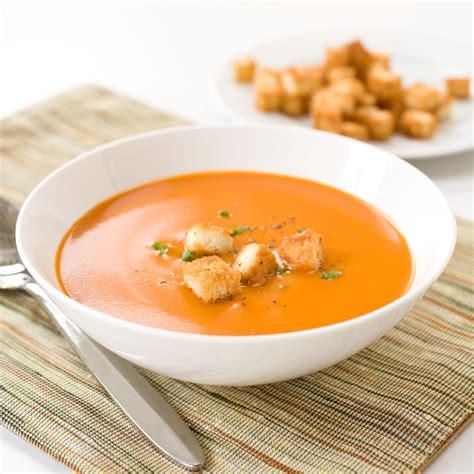 Americas Test Kitchen Tomato Soup by Creamless Tomato Soup Recipe America S Test Kitchen