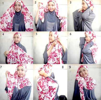 buku tutorial berhijab elsa cara memakai hijab pashmina yang simple