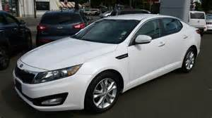 White Kia Optima Kia Optima White Interior Image 121