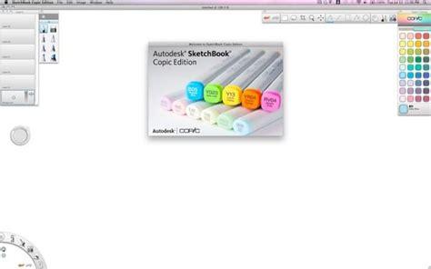 sketchbook que es sketchbook aplicaci 243 n de dibujo gratuita para mac pixelco