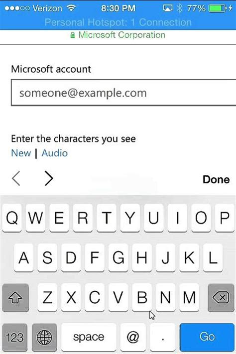 hotmail mobile phone how to change hotmail password using mobile phone
