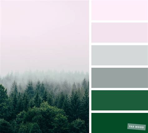 green color palette smokey grey and green color palette 1 fab mood wedding