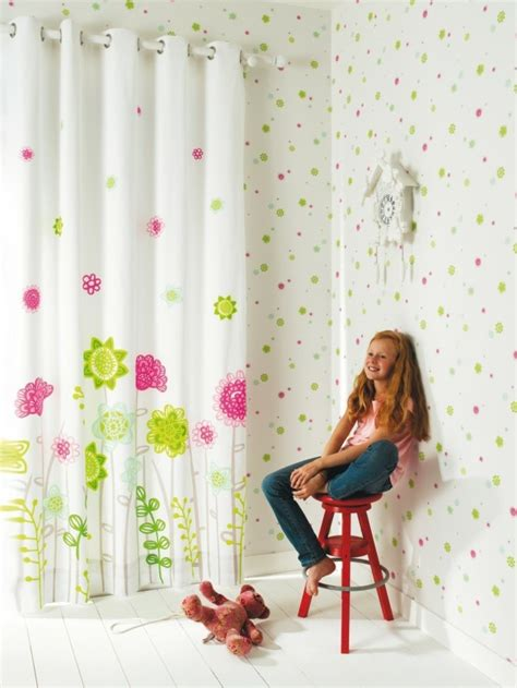 rideaux chambre fille rideau chambre enfant rideau de porte de chambre dcorer