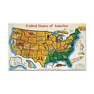 doug wooden usa map puzzle 51 best images about gifts for kiersten danny on