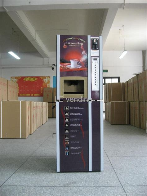 Coffee Vending automatic coffee vending machine f306 hx le vending