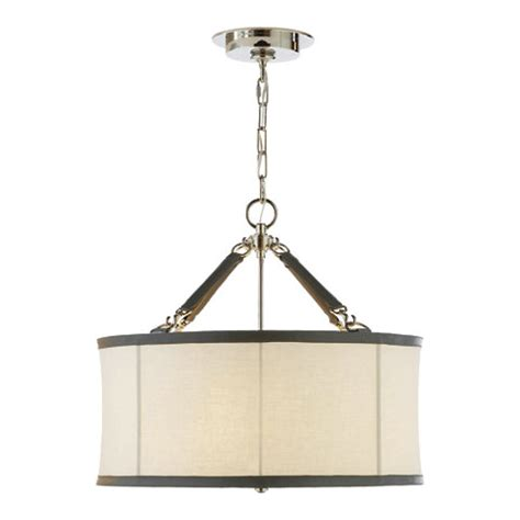 ralph lighting fixtures broomfield small pendant in polished nickel lighting
