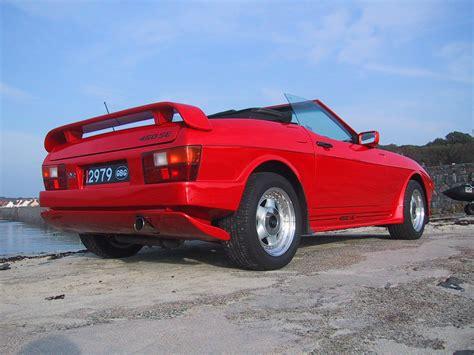 Tvr 450 Se For Sale Remarkable Tvr Griffith 200 For Sale Noisiestpassenger